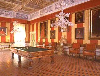 palazzo chigi - salone giallorosso