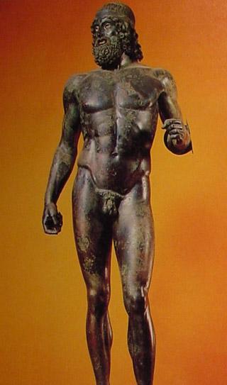bronzo di riace