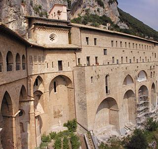 monastero del sacro speco