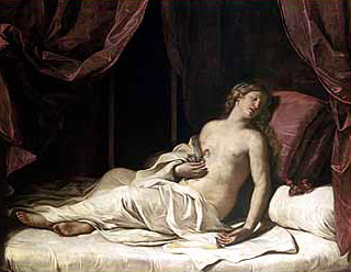 guercino a palazzo rosso