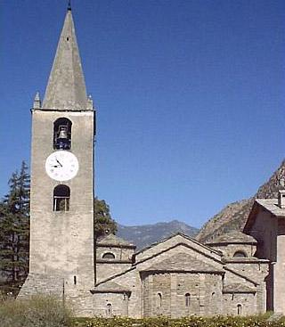 parrocchiale di arnad