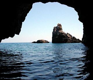 grotta del cammello