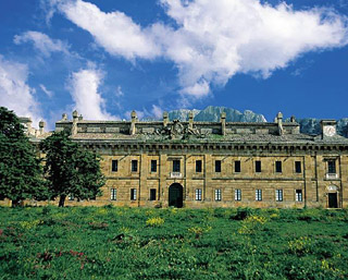 palazzo reale di ficuzza